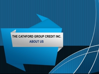 The Cathford Group Credit Inc