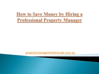 property managers helensvale