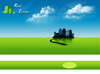 TYPES OF REAL ESTATE PROPERTIES
