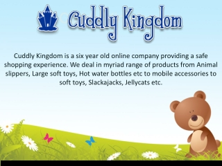 Hot Water Bottles by Cuddly Kingdom