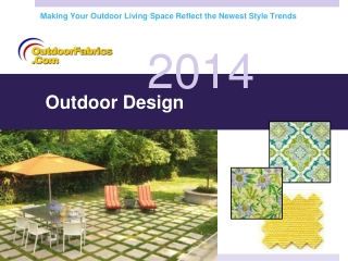 2014 Outdoor Designs