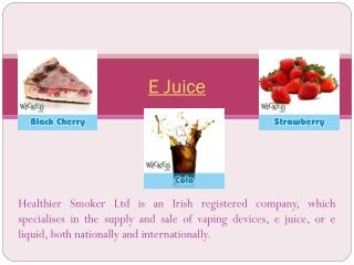 Best E Juice