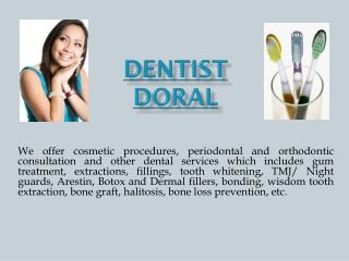 Doral Dentist