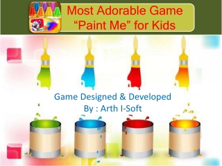 Most Adorable Game
