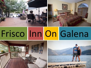 Stay at Hotels in Frisco Colorado
