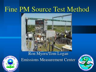 fine pm source test method