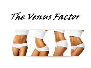 Female Fat Loss Program with The Venus Factor