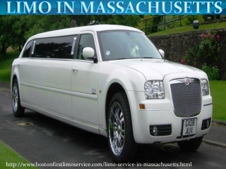 Limo in Massachusetts