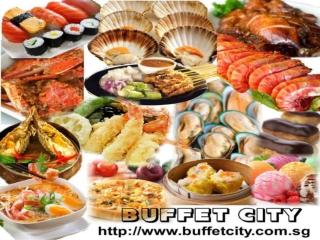 Buffet in Singapore - Buffetcity