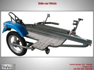 Sidecar Moto