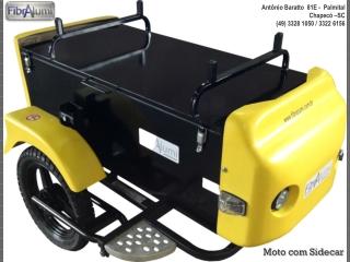 Moto com Sidecar