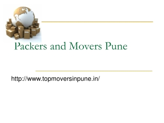 Shift your essential commodities via reputable moving firm