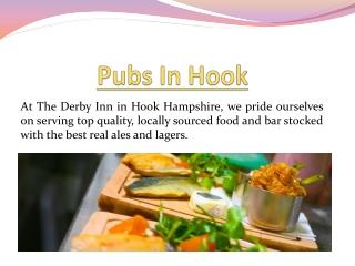 Pub Hook