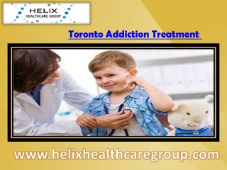Toronto Addiction Treatment