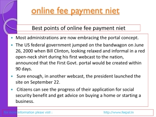 Best  online fee Payment  Reviews in India