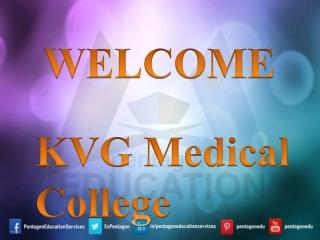 KVG Medical College