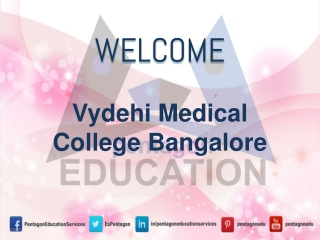 Vydehi Medical College