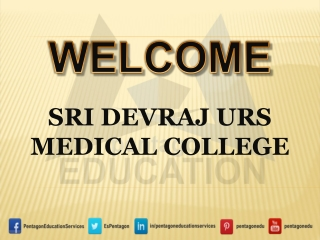 Sri Devraj Urs Medical College