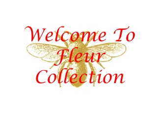 Collection Of Beautiful Fleur Candles