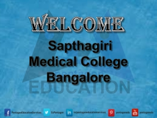 Sapthagiri Medical College