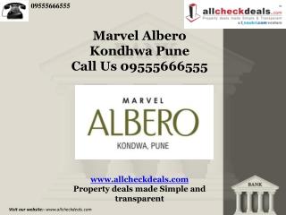 Marvel Albero Kondhwa Pune– Call 09555666555