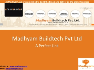 Madhyam Buildtech Pvt Ltd