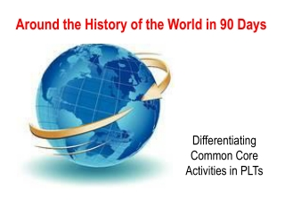 Around the History of the World in 90 Days