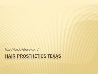 Hair Prosthetics Texas