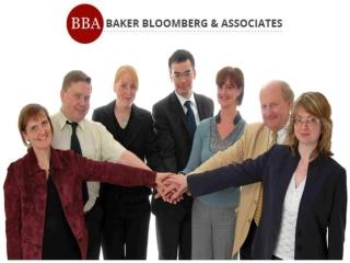 Baker, Bloomberg