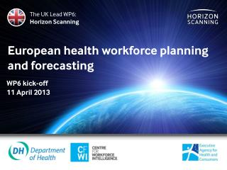 European health workforce planning and  forecasting