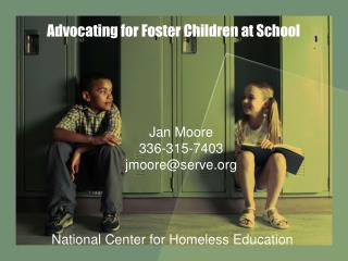 Advocating for Foster Children at School