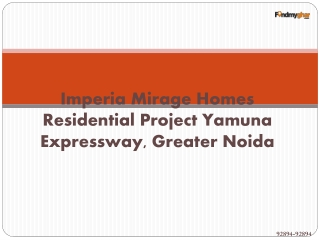 imperia mirage homes