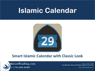 Islamic Calendar with calendar converter
