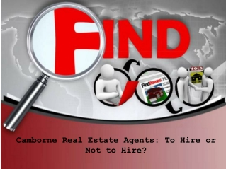Camborne Real Estate Agents