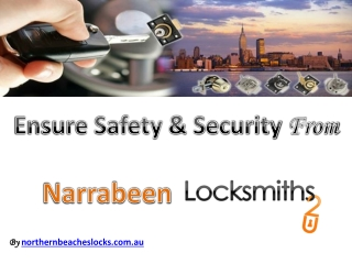High Quality Solutions From Narrabeen Locksmiths