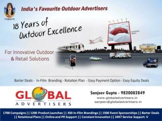 Maximum Discounts Fot Creative Outdoor In Mumbai