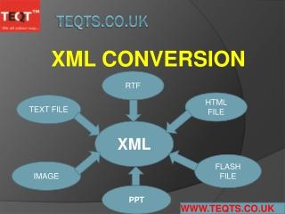 Outsource XML Conversion