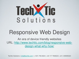 How Does the Device Understand Responsiveness of the Website