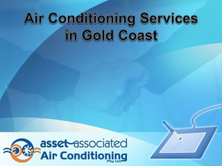 Air Conditioning Services in Gold Coast