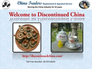Mikasa China Replacements