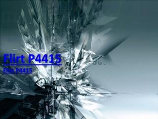 Flirt P4415