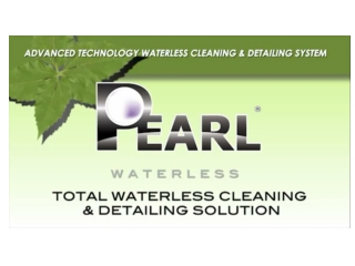 Pearl® Waterless Car Wash Products