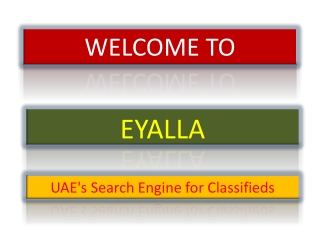 A Beginner's Guide on Free UAE Classifieds Ads