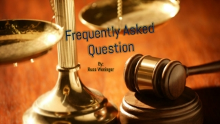 Calgary Legal Wills Question - Who is  Notary Public