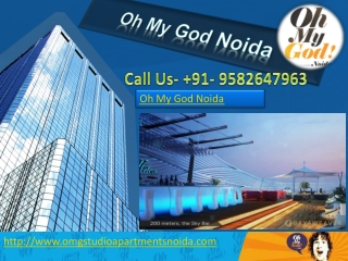 Omg Studio Apartments Noida