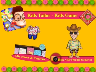 Kids Tailor Free Android Kids Game
