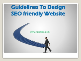 seo friendly website design structure
