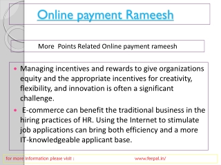 Best  online  Payment  rameesh Reviews in India