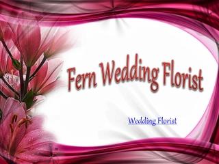 Wedding Flowers Brisbane