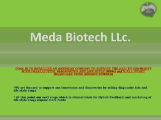 Meda  Biotech  LLc .